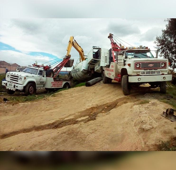 Alquiler de maquinaria pesada | Reparación de vehículos